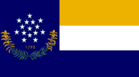 Kentucky State Flag Proposal No 18 Designed By Stephen Richard Barlow 30 AuG 2014 at 1541hrs cst