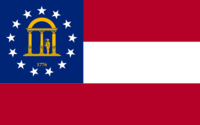 Georgia State Flag Proposal No 8 800px Designed By Stephen Richard Barlow 25 AuG 2014 at 1542hrs cst