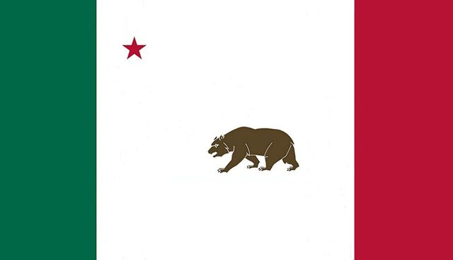 File:California State Flag Proposal No 5 Designed By Stephen Richard Barlow 6 AUG 2014.jpg