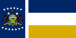 Pennsylvania State Flag Proposal No 23 Designed By Stephen Richard Barlow 01 SEP 2014 at 1915hrs cst