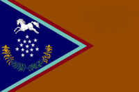 Kentucky State Flag Proposal No 29f Designed By Stephen Richard Barlow 04 NOV 2014 at 0630hrs cst