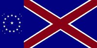 Alabama State Flag Proposal Southern Cross Concept b Designed By Stephen R Barlow 23 July 2014