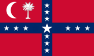 South Carolina State Flag Proposal No 10 Designed By Stephen Richard Barlow 12 OCT 2014 at 0920hrs cst