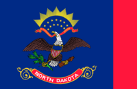 North Dakota State Flag Proposal Remix Design No 1 By Stephen Richard Barlow 17 AuG 2014 at 1218hrs cst