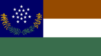 Kentucky State Flag Proposal No 26 Designed By Stephen Richard Barlow 02 NOV 2014 at 1113hrs cst