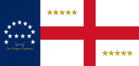 Virginia State Flag Proposal No 16 Designed By Stephen Richard Barlow 24 SEP 2014 at 0953hrs cst