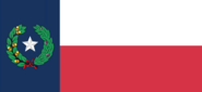 Texas State Flag Proposal No 2 Designed By Stephen Richard Barlow 07 SEP 2014 at 1129hrs cst