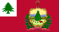 Vermont State Flag Proposal No 7 Designed By Stephen Richard Barlow 19 AuG 2014 at 1035hrs cst