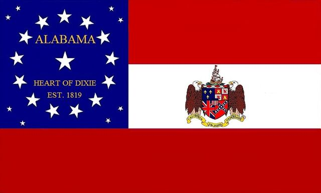 File:ALABAMA STATE FLAG Proposal 22 Star Heart of Dixie Designed By Stephen Richard Barlow 6292014.jpg