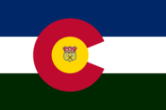Colorado State Flag Remix Proposal No 4 By Stephen Richard Barlow 29 AuG 2014 at 1413hrs cst