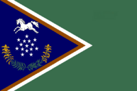 Kentucky State Flag Proposal No 29b Designed By Stephen Richard Barlow 04 NOV 2014 at 0136hrs cst