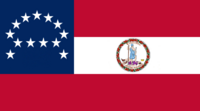 Virginia State Flag Proposal No 22 Designed By Stephen Richard Barlow 24 SEP 2014 at 1103hrs cst