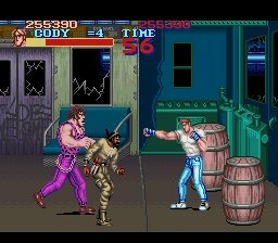 Final Fight (SNES Version)
