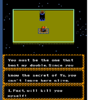The real Dark Fact