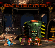 Donkey Kong Country 3 - Dixie Kong's Double Trouble 00002