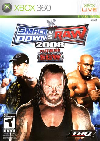 WWE 08
