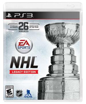 NHLLegacy Edition