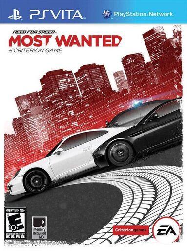 Most Wanted Vita