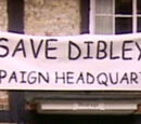 The 'SAVE DIBLEY' campaign