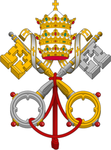 500px-Emblem of the Papacy SE