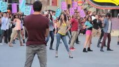 All I Want Is A Flash Mob