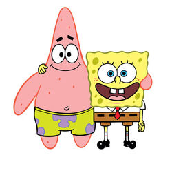 Spongebob and patrick star-4857