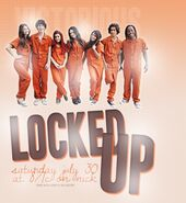 Victorious locked up!
