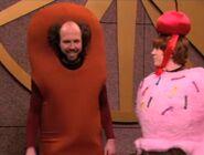 Sikowitz hotdog