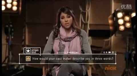 Daniella Monet - Nick Screen Test