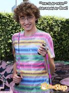 Sinjin with jump rope - The Slap Fight