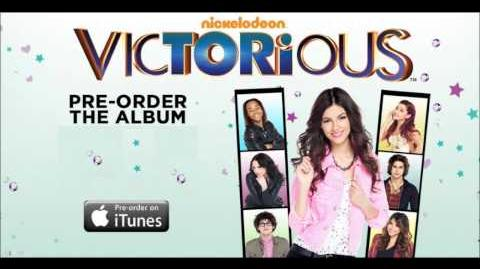 """Victorious Cast - """"Here's 2 Us"""" """"Victoria Justice"""" (New Music - Victorious 3"""