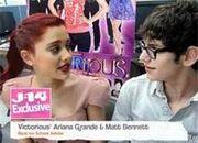 Matt and ari
