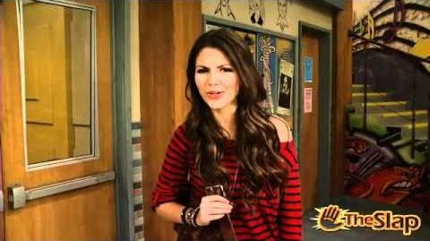Victorious - Drive By Acting Exercises Old Lady Tori