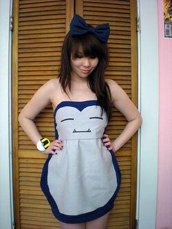 Dress-snorlax