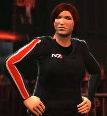 Renegade Shepard