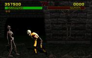Scorpion MK1 Toasty Fatality