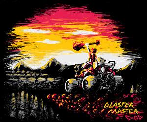 Blaster Master Month