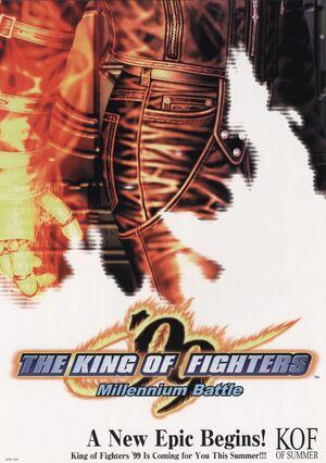 KingofFighters99MVS