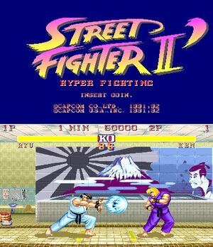StreetFighterIIHyperFightingARC