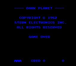 DarkPlanetARC