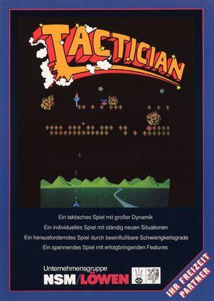 TacticianARC