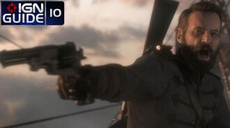 The Order 1886 Walkthrough - Chapter 05 Agamemnon Rising, pt 2