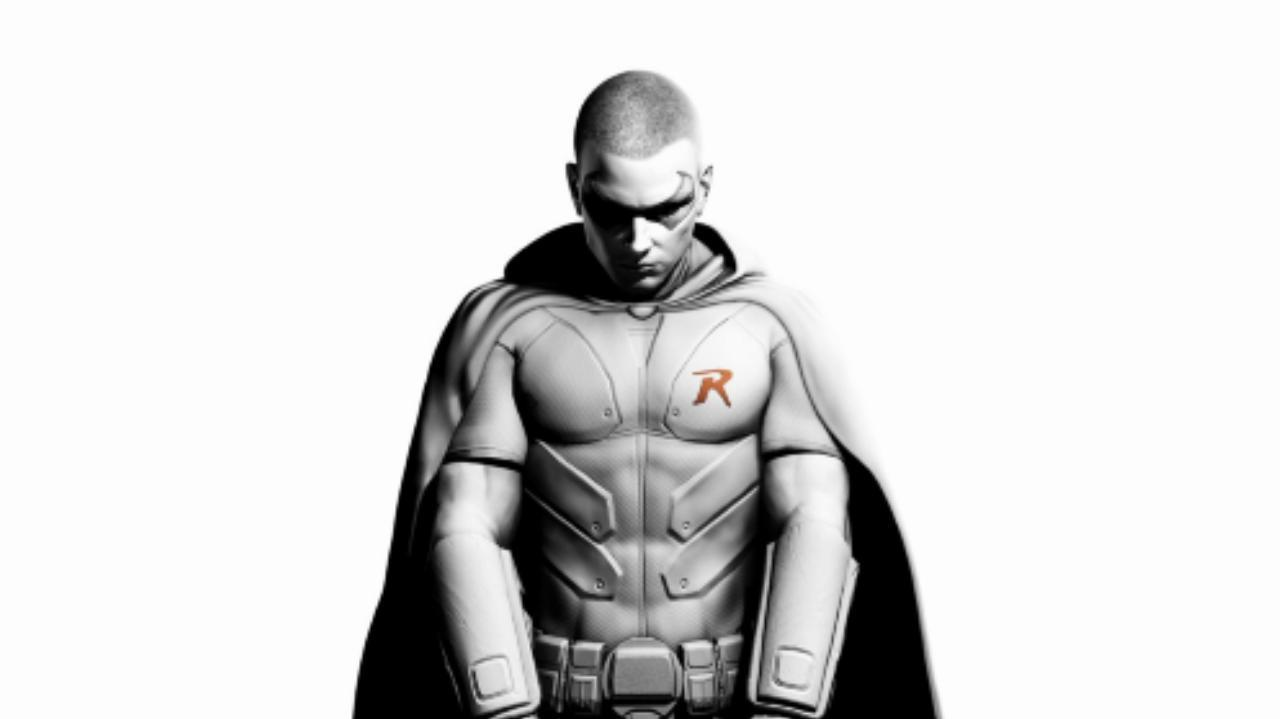 Batman Arkham City Introducing Robin