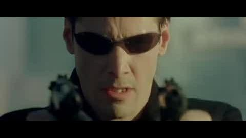 The Matrix - Bullet-time