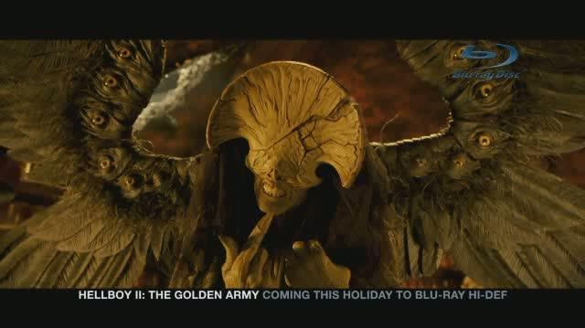Hellboy II The Golden Army Blu-ray Trailer - DVD Trailer