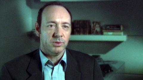"21 (2008) - Interview Kevin Spacey ""On the worlds of MIT and Vegas"""