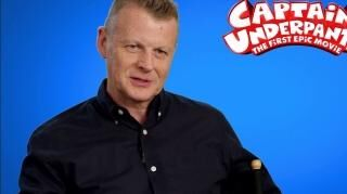 Captain Underpants The First Epic Movie Mark Swift On Becoming A Producer On The Film