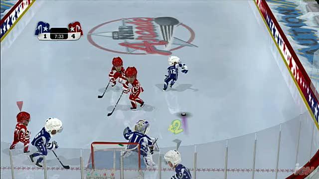 3 on 3 NHL Arcade Xbox Live Gameplay - Winner