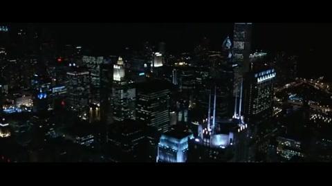 Batman Begins - Honest cop