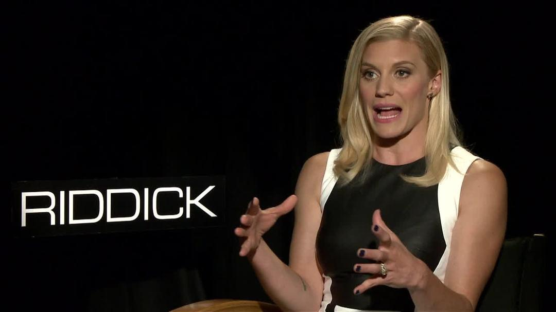 Expert Showcase Special Edition - Riddick - Vin Diesel & Katee Sackhoff